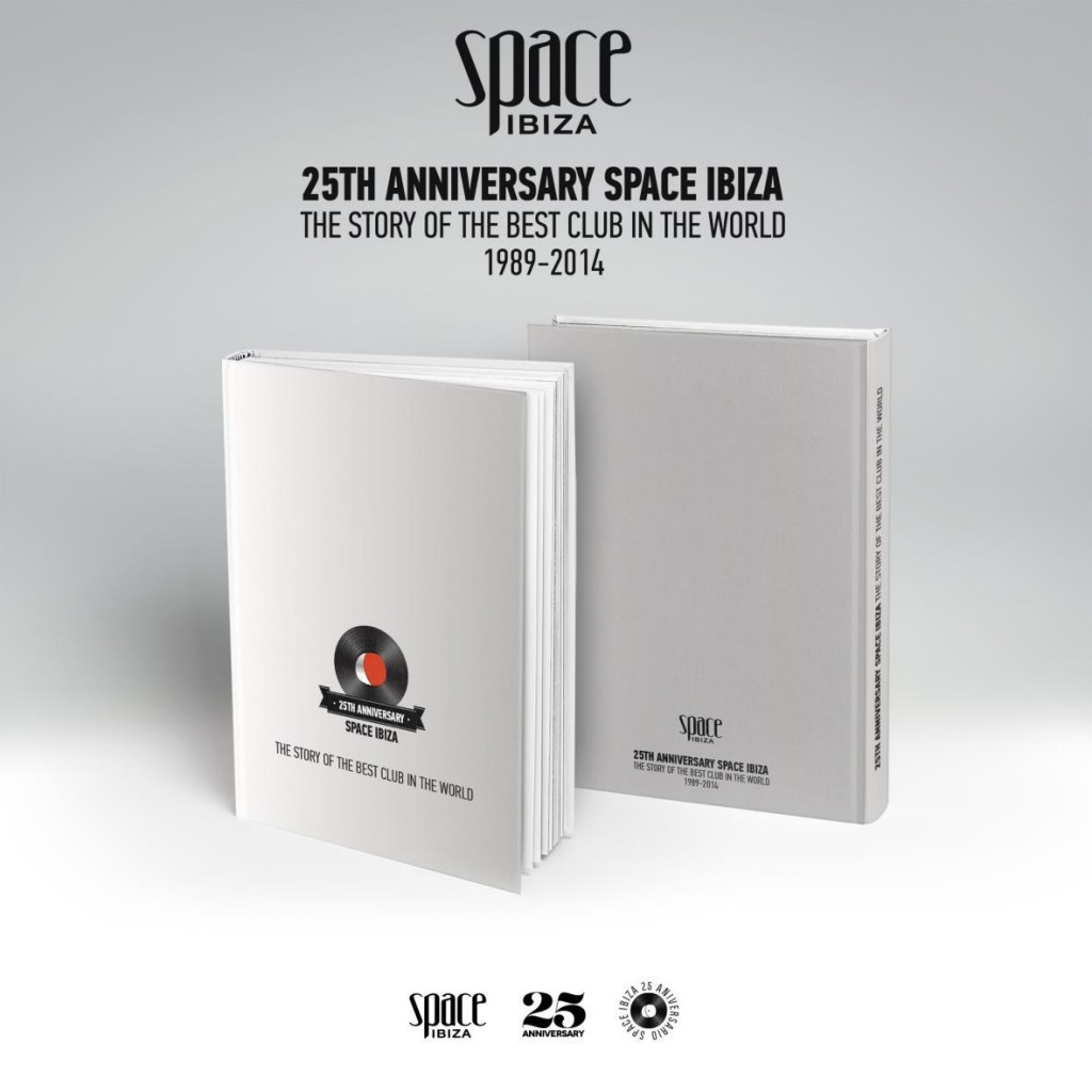 libro space 25 aniversario